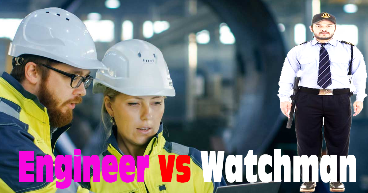 Enginer-vs-Watchman